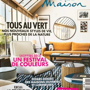 Marie Claire Maison - Mai Juin 2021 - Articles Les petites hirondelles